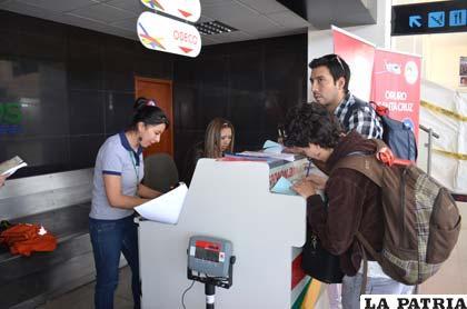La demanda se incrementa para vuelos a Iquique