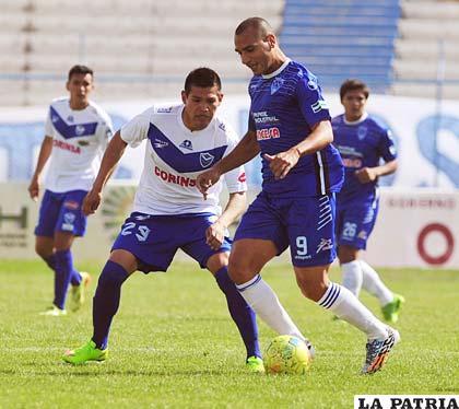 Gonzaga y Torrico volverán a enfrentarse hoy