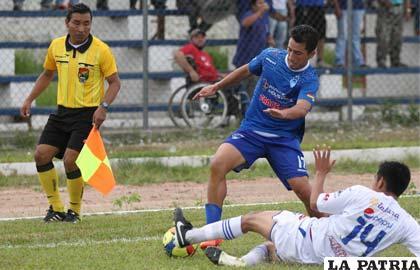 Maximiliano Andrada intenta superar la marca de Jhosimar Prado