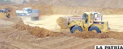 La caída de precios en los minerales, ocasiona serias limitaciones incluso en la gran minería, es el caso de Inti Raymi en Oruro