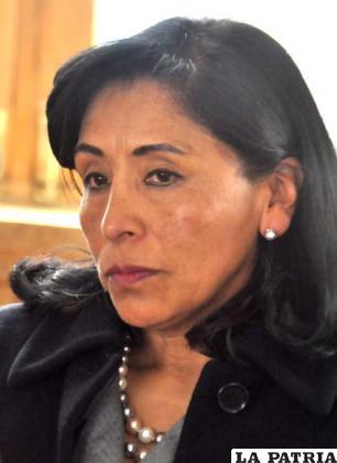 Ruth Hinojosa