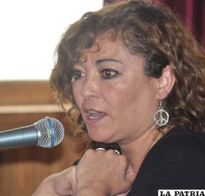 Viviana Garrón