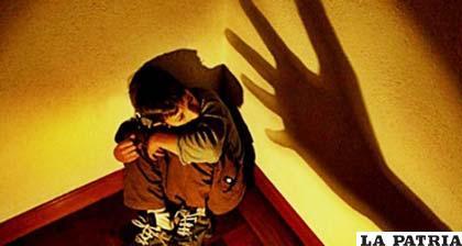La violencia contra los niños está penada por ley desde mediados del siglo XX