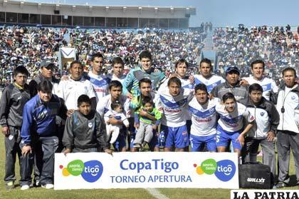 """El equipo """"santo"""" que jugará en la Libertadores"""