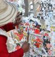 Vecinos piden sancionar a  quienes pintarrajean paredes