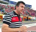 Baldivieso hizo oficial su  salida de Wilstermann