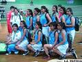 Estudiantes cosecharon 10 medallas  en los V Juegos Plurinacionales 2014
