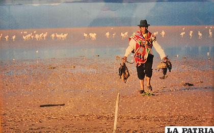 Día que pasa la situación del lago Poopó se torna más preocupante
