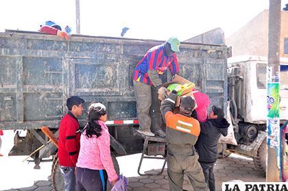 No habrá recojo de basura durante el feriado por Año Nuevo