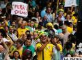 Brasil que no quiere a Rousseff y el que la apoya se medirán en las calles