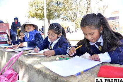 La Defensoría del Pueblo apuesta a generar mayores recursos para la niñez desde las instituciones orureñas
