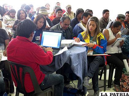 En la cumbre participarán cerca de 800 jóvenes de 6 países de Sudamérica /COMUNICACI�?N.GOB.BO