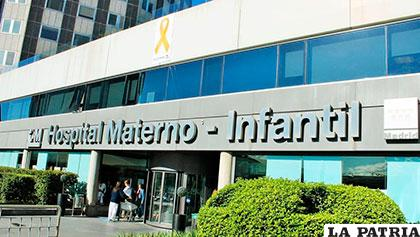 Materno infantil atiende a pacientes por a o y se - Hospital materno infantil la paz ...