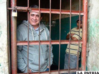 En julio del 2015, Lens ya cumplió detención preventiva en la cárcel de Mocovi en Trinidad /urbana.com.bo