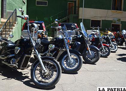 La caravana de motocicletas será el viernes desde las 18:30 horas