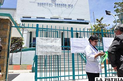 Los hospitales dependientes de la CNS tendrán este panorama /Archivo