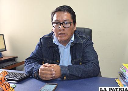 Fiscal Max Copa informó sobre este presunto caso de feminicidio