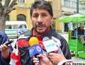 Jorge Orellana, dirigente gremial pide audiencia con el alcalde