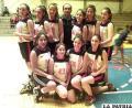 Alemán campeón del torneo de baloncesto Cadetes damas