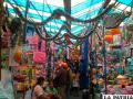 Creció la presencia de juguetes y accesorios navideños chinos este año /directorio-bolivia.com