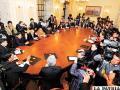 Masistas no están contentos con los ministros