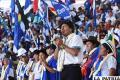 Morales aceptó volver a ser candidato para el 2019 /ABI.BO