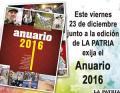 Anuario La Patria 2016