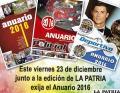 Anuarios La Patria 2016
