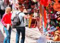 De los turistas que viajaron con Boltur, 78% son nacionales y 22% extranjeros /laprensa.com.bo