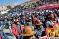 Trabajadores de Inti Raymi exigen respeto a sus conquistas sociales