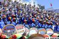 Bandas serán parte del Dakar