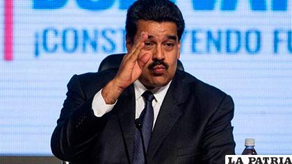 Presidente Maduro anuncia creación de Observatorio del Blockchain en Venezuela