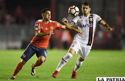 Superliga: Antes de viajar a Rio, Independiente se presenta en Sarandí