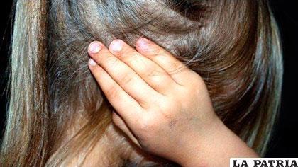La menor fue abusada desde sus ocho años /ERBOL/ILUSTRATIVA