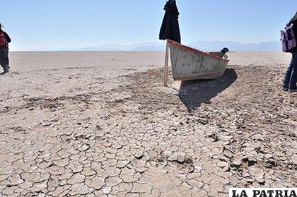Difícil situación viven los pescadores luego de la sequía