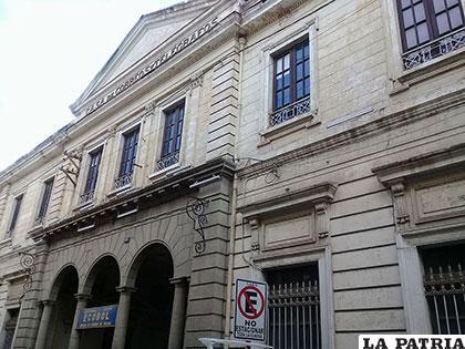 El Correo es reconocido como patrimonio histórico nacional desde 1993