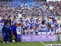 El equipo de San José no pierde la esperanza de clasificar a la Libertadores