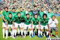 Bolivia finaliza el año en el puesto 49 en el ranking de la FIFA
