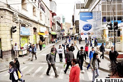 Nigoevic espera la participación voluntaria y pacífica de la población/ LA PATRIA ARCHIVO