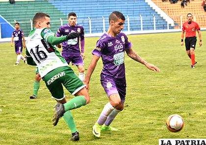 Real Potosí ganó 1-0 en la ida en la Villa Imperial el 20/09/2018