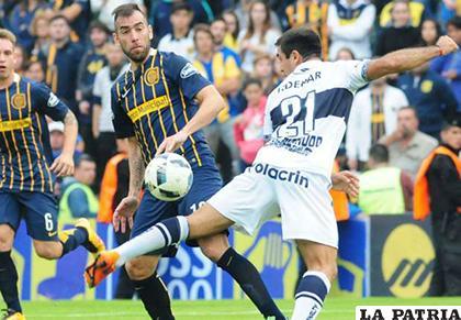 Gimnasia y Rosario Central juegan por el título de la Copa Argentina /radiohuancavilca.com