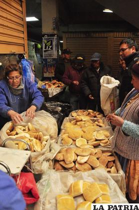 El precio actual del pan solo está garantizado hasta el 31 de diciembre /LA PATRIA ARCHIVO