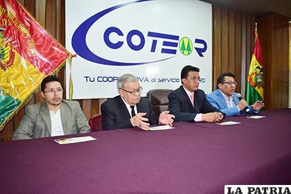 La gestión de las directivas de los Consejos de Coteor, fenecerá el 31 de diciembre/LA PATRIA ARCHIVO
