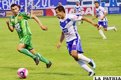 Ronald Segovia, de buena labor en el equipo