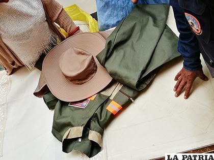 Algunas de las prendas elaboradas por el Centro Textil Municipal/LA PATRIA