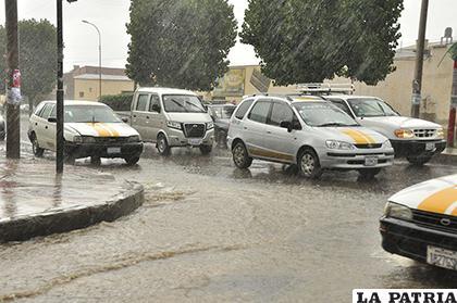 Esta semana se tendrán días lluviosos/LA PATRIA