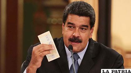 Nicolás Maduro invitó a la ciudadanía venezolana acudir a las urnas/RTVE.ES