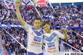 Carlos Saucedo y Marcelo Gomes, no dejan de anotar para el equipo