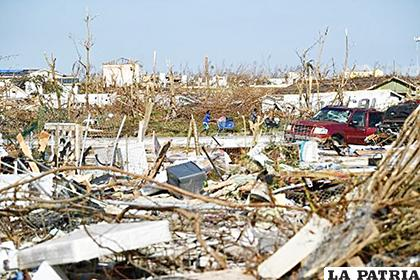 El gran protagonista de la temporada fue Dorian, que dejó varios destrozos en ciudades /LISTIN DIARIO