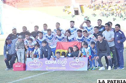 San José, con la esperanza de seguir sumando en el Clausura /LA PATRIA /archivo